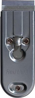Red Devil® Push/Pull Window Scraper, Metal