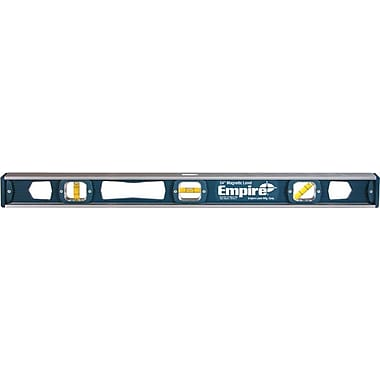 Empire® Unitek™ Series 581 Builders Spirit I-Beam Level, 48-inch Length