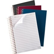 "Ampad® Poly Cover Memo Book, Narrow Ruled, 7"" x 5"""