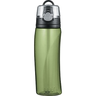 Intak by Thermos® Hydration Bottle, Green, 24 oz