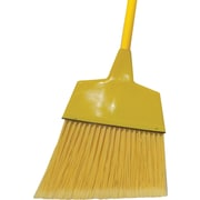 O'Dell® Angled Broom, Yellow, 11.5""