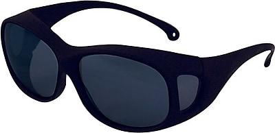 Jackson OTG™ ANSI Z87.1 Safety Glasses, Smoke Mirror