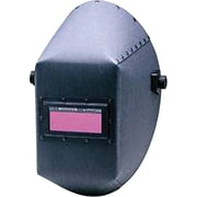 Jackson Huntsman® Series W20 400 Welding Helmet, 2 in (W) x 4 1/4 in (L) Window, Black, Fixed Front