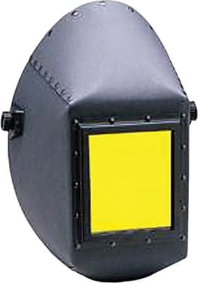 Jackson Huntsman® Series W20 400 Welding Helmet, 4 1/2 in (W) x 5 1/4 in (L) Window, Black