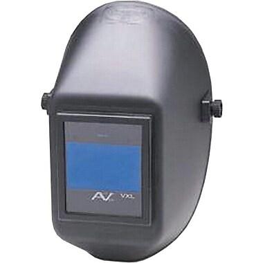 Jackson Huntsman® Series W10 Passive Welding Helmet, 4 in (W) x 5 1/4 in (L) Window, #10 Shade, Black