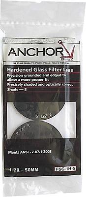 Anchor Brand® Filter Plate, Green, #5 Shade