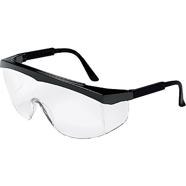 MCR Safety® ANSI Z87.1 Stratos® Safety Glasses, Gray