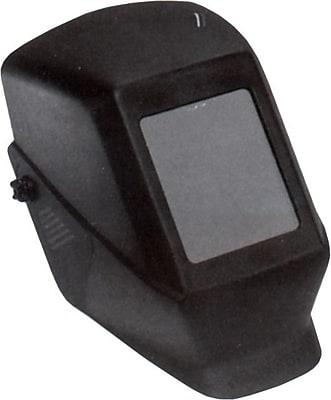 Shadow® Series W10 Passive Welding Helmet, 4 1/2 in (W) x 5 1/4 in (L) Window, #10 Shade, Red