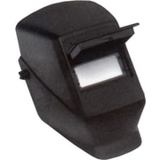 Shadow® Series W10 Passive Welding Helmet, 2 in (W) x 4 1/4 in (L) Window, #10 Shade, Black