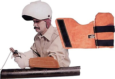 LAPCO Left Arm Arm Pad, Leather