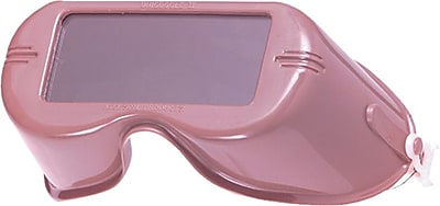 Jackson® V100 Cutting Welding Goggles, 5.0 Shade, 50 mm Hardened Glass Lens, 12/Pack