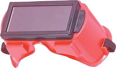 Jackson® V100 Fixed Front Cutting Welding Goggles, 5.0 Shade