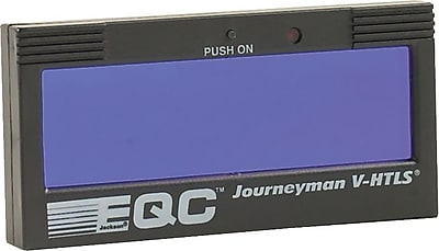 EQC® Auto-Darkening Cartridge, 3 3/4 in (L) x 1.20 in (W), #9 - 12 Shade