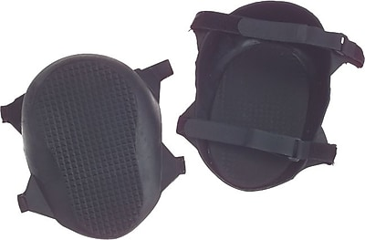 Goldblatt® Knee Pad, Rubber, Adjustable Straps