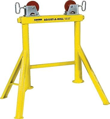 Sumner® Stands, Hi Adjust-A-Roll Stands, 2000 lb. load capacity