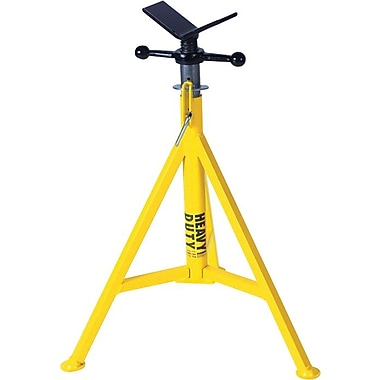Sumner® Heavy Duty Hi Jack Stand, 28-49 in (H), 1 1/4-24 in Pipe Diameter, 2500 lbs.