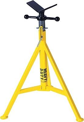 Sumner® Heavy Duty Hi Jack Stand, 28-49 in (H), 1 1/4-24 in Pipe Diameter, 2500 lbs.