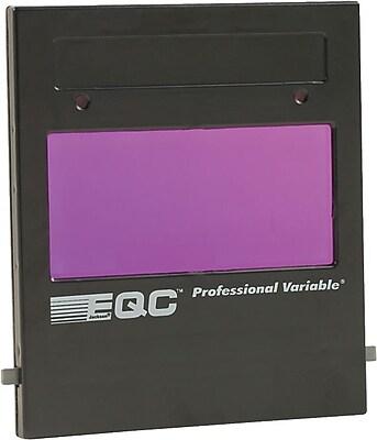 EQC® Professional® Series W40 Variable Auto-Darkening Cartridge, 4 in (L) x 5 in (W), #9 - 12 Fixed