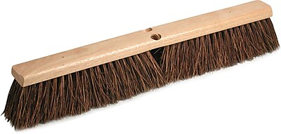 O'Dell® Palmyra Fiber Floor Broom Head, 18