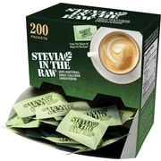 Stevia in the Raw™ Natural Sweetener Packets, 200/Box