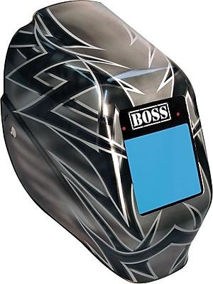 Jackson® HaloX EQC® BOSS™ Welding Helmet, Thermoplastic, #9 - 12 Shade, Blade Runner