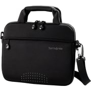 "Samsonite® Aramon NXT iPad Lightweight Shuttle, Black, 8 3/4""H x 1.02""W x 10.875""D"