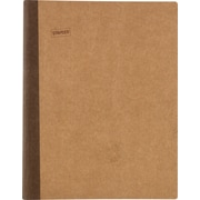"Sustainable Earth by Staples Composition Notebook, 9.75"" x 7.5"", Wide Ruled, 100 Sheets, Brown (52119)"
