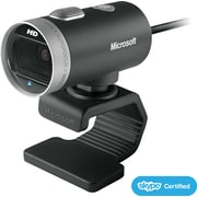 Microsoft® LifeCam Cinema, 720p HD Webcam, Black (H5D-00013)