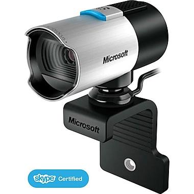 s0478744_sc7?$splssku$ microsoft lifecam studio, 1080p hd webcam, black (q2f 00013) staples