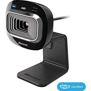 Microsoft LifeCam 3000, 720p HD Webcam, Black (T3H-00011)