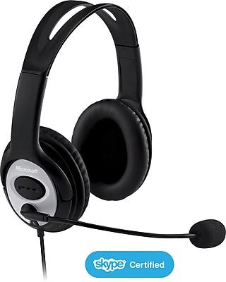 Microsoft® Lifechat™ Headsets, LX-3000