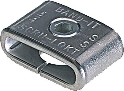 BAND-IT® 201 SS Scru-Lokt Buckle, 3/4 in (W)