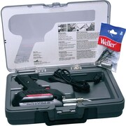 Weller® 900 - 1100 deg F Tin-Plated Copper Tip Professional Soldering Gun Kit, 120 V, 260/200 W