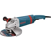 Service Minder™ Rat Tail Handle 6000 rpm Large Angle Grinder, 9 in (Dia) Wheel