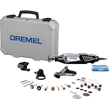 Dremel® 120 VAC 1.6 A Series 4000 Rotary Tool Kit, 5000-35000 rpm