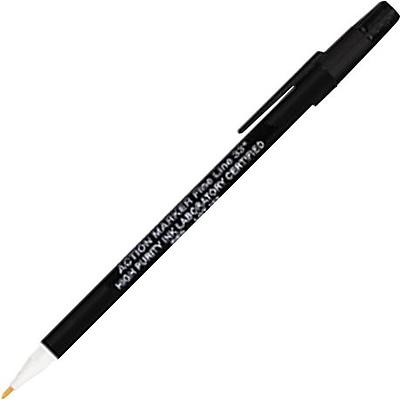 DYKEM® Fine Tip Series 33 High Purity Marker, White