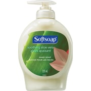 Softsoap - Savon pour les mains à l'aloès