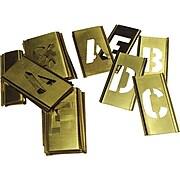 C.H. Hanson® Letter Set, 3 in, 33 PC