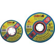 Quickie Cut™ 4 1/2 in (OD) x 0.045 in (T) 1 Straight AO Cut-Off Wheel, 36 (Medium), 7/8 in Arbor