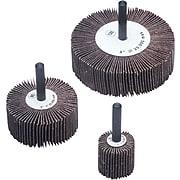 """CGW Abrasives® Flap Wheels, 80 Grit, 3/4"""" x 3/4"""" x 1/4"""""""