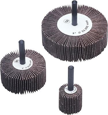 CGW® 25000 rpm AO Abrasive Flap Wheel, 2 in (OD), 60 (Medium)