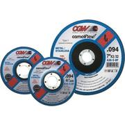CGW® 7 in (OD) x 3/32 in (T) 27 Flat White AO Cut-Off Wheel, 36 (Medium), 5/8-11 Arbor