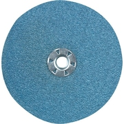 CGW® 12200 rpm Standard Resin Fibre ZrO2 Abrasive Disc, 5 in (OD), 36 (Medium)