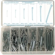 PRECISION BRAND® Cotter Pin Assortment, 600 Pieces