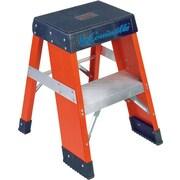 Louisville™ IA Class Series FY8000 Fiberglass Heavy Duty Industrial Step Stand, 2'
