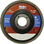 Vortec Pro® 4 1/2 in (OD), 29 Angled Style ZrO2 Flap Disc, 80 (Fine), 5/8-11 inches Arbor