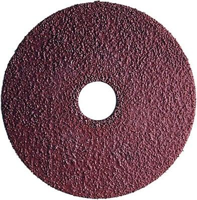 Tiger® AL-tra CUT™ 13200 rpm Resin Fibre AO Abrasive Disc, 4 1/2 in (OD), 36 (Medium)