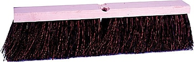 Weiler Vortec Pro 804-25241 Palmyra Bristle Garage Brush, 18