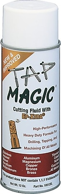 Tap Magic® EP-Xtra® 300 deg F Flash Point Yellow Liquid Cutting Fluid, 12 oz Aerosol Can
