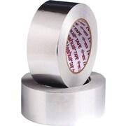 Nashua® 50 yd (L) Silver Aluminum Foil Tape, 5 mil (T), 3 in (W)